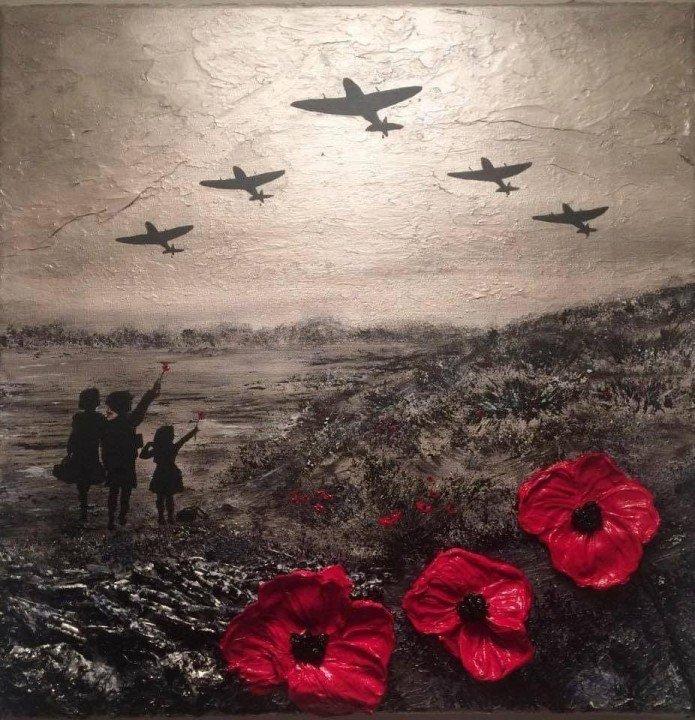 День памяти и примирения. 8 мая, открытка 8